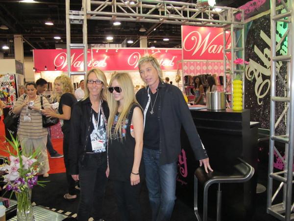 Avril Lavigne Magic Las Vegas 2011