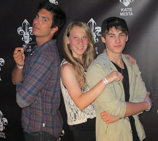 Teen Choice Party Avalon Hollywood 2012