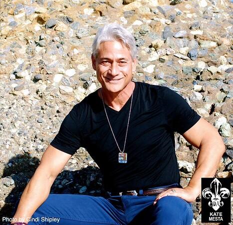 Greg Louganis Celebrity Line - Photo Shoot Laguna Beach - Plus Magic Trade Show Las Vegas - 2015 - Photography by : Cindi Shipley & Snakemann